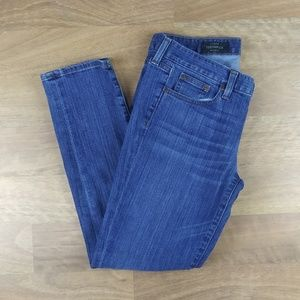 J.Crew Toothpick Ankle Skinny Jeans